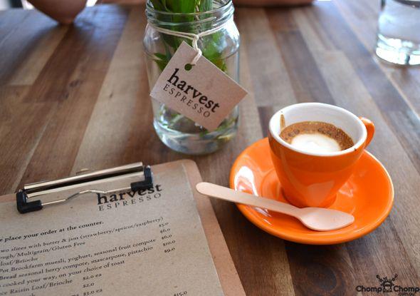 """Coffee"" ""5 senses coffee"" ""short macchiato"" ""cafe latte"" ""Perth Restaurant Reviews"" ""food photos"" ""Perth food blog"" ""food blog"" ""Chompchomp..."