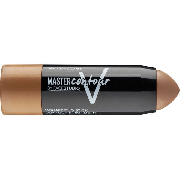 Maybelline Master Contour V-Shape Duo 27g (Various Shades) (12 CAD) ❤ liked on Polyvore featuring beauty products, makeup, face makeup, maybelline makeup, eyebrow cosmetics, maybelline, eye brow makeup and maybelline face makeup