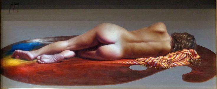 Josep Borrell ← New Masters Gallery