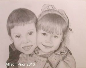 Portrait artist available and taking orders for Christmas until Dec 15th, 2014. Art always makes a beautiful gift anytime of year..Sketches, Paintings, portraits of Pets, children, adults, Grandparents, or anyone you care about..