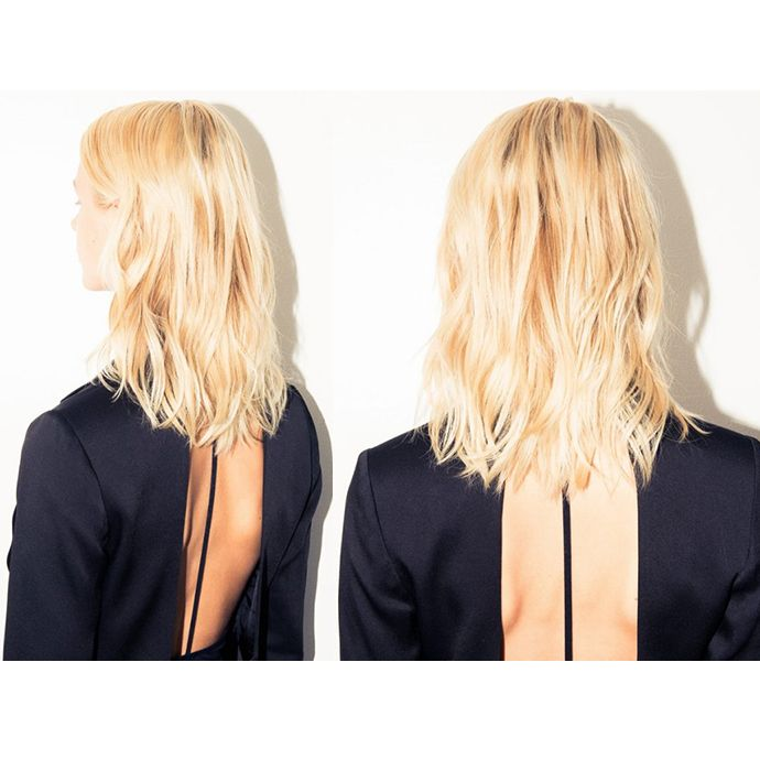 Stella McCartney backstage resort 2018: tendenze capelli onde morbide | Junglam #stellamccartney #onde #aveda #estate #getthetrend #getthelook #fashion #beauty