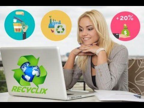 Recyclix Le Meilleur Business 2016 Intégrale Présentation