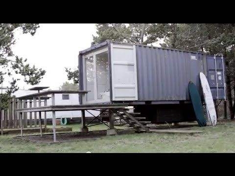 1000 images about tiny house newsletter on pinterest modern tiny house prefab container - Container homes seattle ...