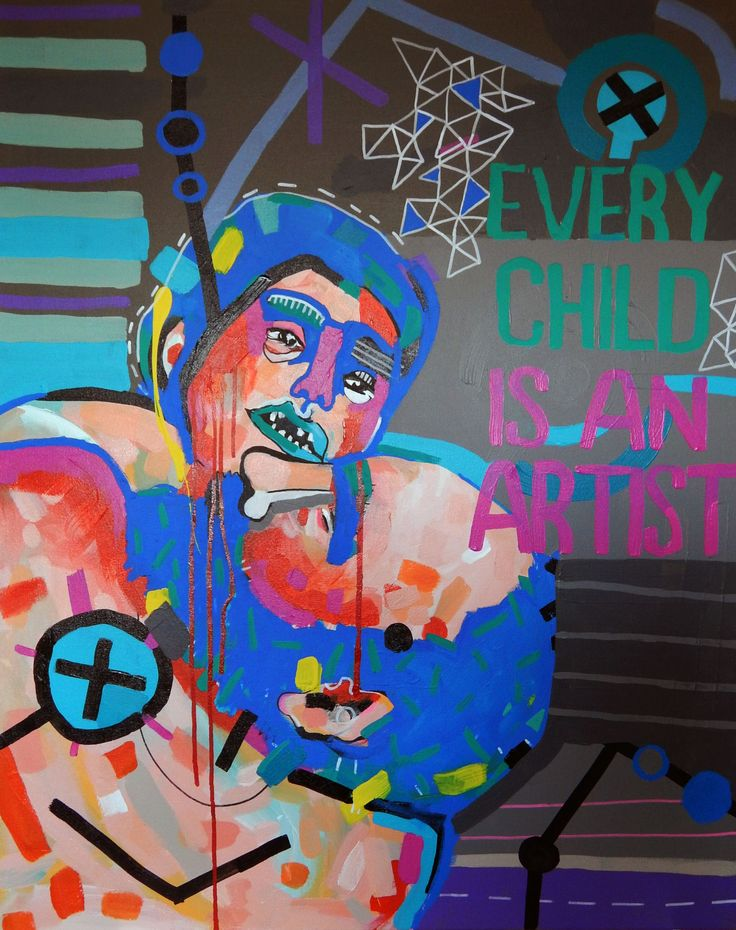 Marcin Painta, Europa, Europa 5, 100x80, 2014.
