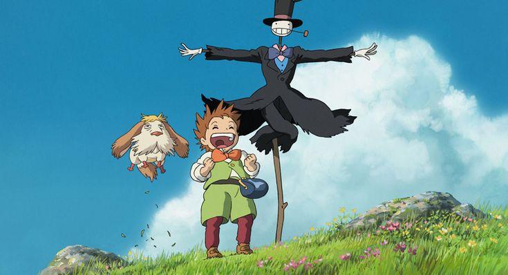 El castillo ambulante  #Miyazaki http://cuchurutu.blogspot.com/2014/05/felizlunes-las-peliculas-de-hayao.html
