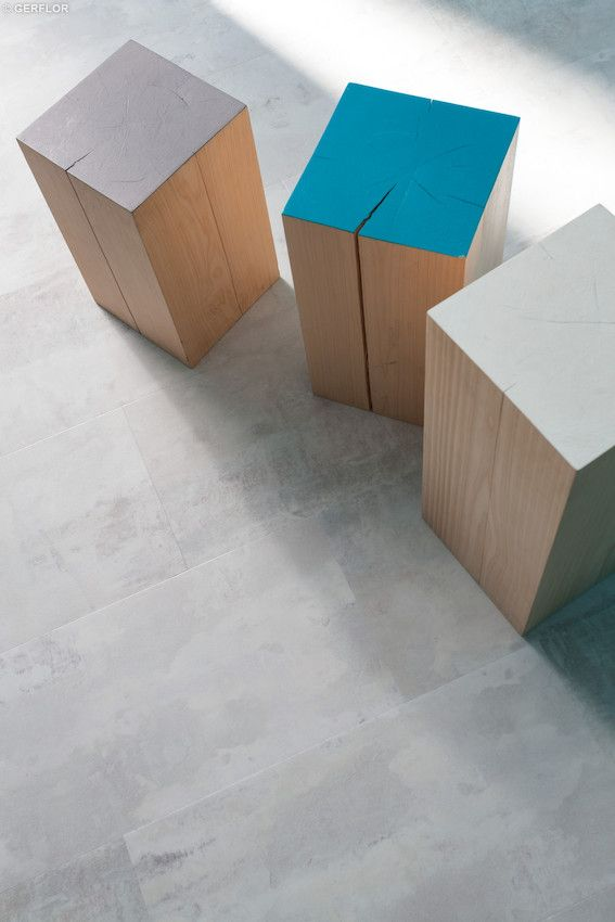 Creation 55 by Gerflor - Color Moma http://www.gerflor.com/products/professionals/floor/creation-55-insight.html