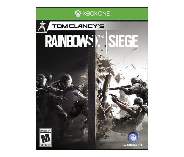 Tom Clancy's Rainbow Six Siege - Xbox One - Larger Front