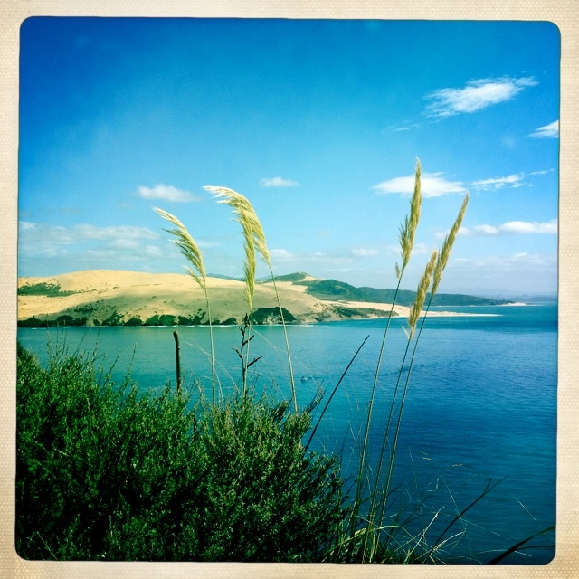 Opononi - A beautiful spot in the Hokianga Harbour and I am lucky enough to have a house there.