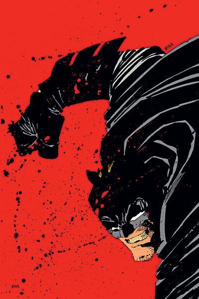 The Dark Knight Returns Absolute cover