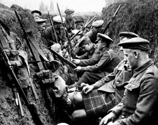 scots trench