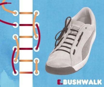 reebok shoes tie tutorial sew