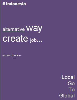 alternative way