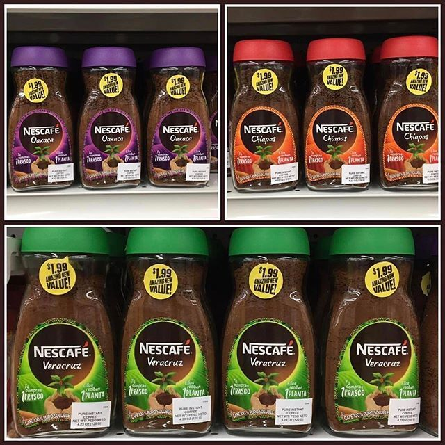 Running low? Stock up on your Nescafé Instant Coffee at the 99! ☕️