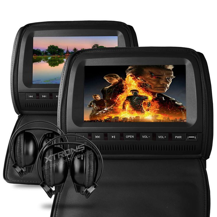 "2x9"" Headrest Car DVD Player Support 32 Bits Game Cover With Zipper Built-in IR FM USB SD Seatback Digital Screen Pillow Monitor     Tag a friend who would love this!     FREE Shipping Worldwide   http://olx.webdesgincompany.com/    Buy one here---> http://webdesgincompany.com/products/2x9-headrest-car-dvd-player-support-32-bits-game-cover-with-zipper-built-in-ir-fm-usb-sd-seatback-digital-screen-pillow-monitor/"