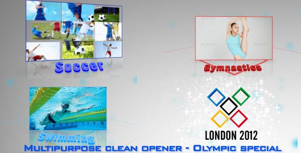 Multi Video Sports Package Olympics Special