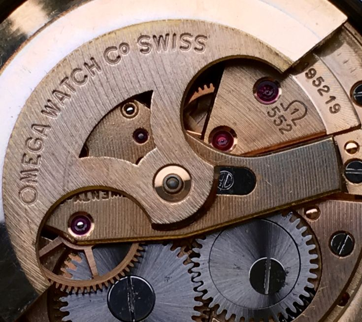 Vintage OMEGA Calibre 552 Movement Circa 1960s - https://omegaforums.net Omega Seamaster Deville Calibre552 Cal552 Menswear Mensfashion Wristshot Womw Wruw Horology Classic Timeless Watches Watchporn Fashion Style Preppy Montres uhren orologio Watchmovement watchcalibre