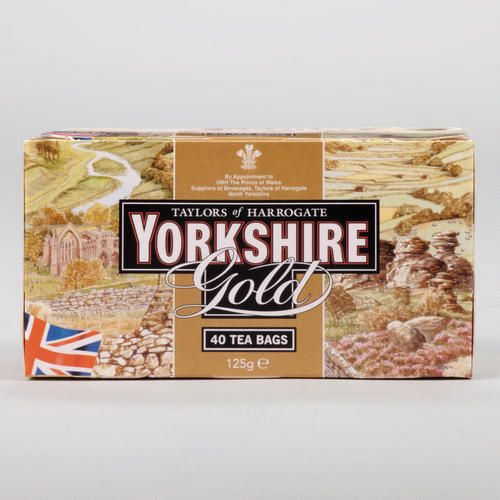 One of my favorite discoveries at WorldMarket.com: Yorkshire Gold Tea, 40-Count