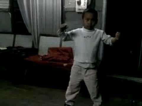 Kungfu Kid. Just watch it.