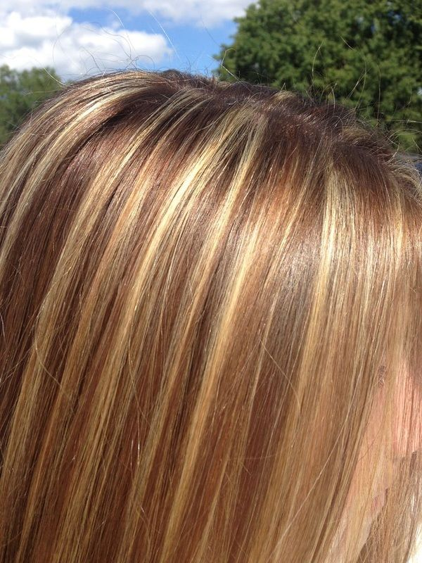 A nice layered look with highlights and lowlights can be a classic summer hairstyle. Come in to Synergy in downtown Eagle River, WI and ask our stylists how they can help you get the look you want. https://www.facebook.com/media/set/?set=a.391649590944454.1073741829.391566954286051&type=3