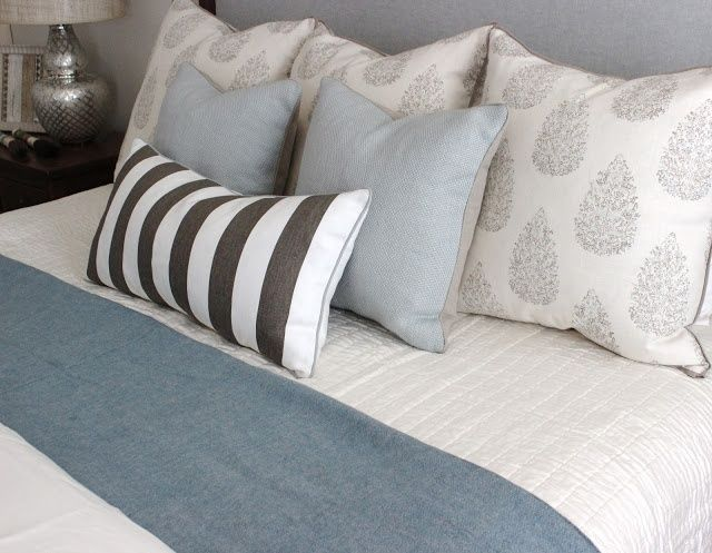 17 Best Images About How To Arrange Cushions On Pinterest
