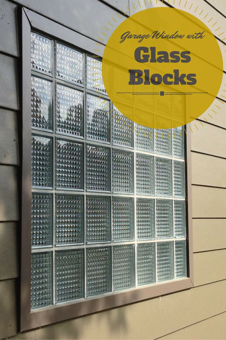 341 best Glass Block Windows images on Pinterest | Glass blocks ...