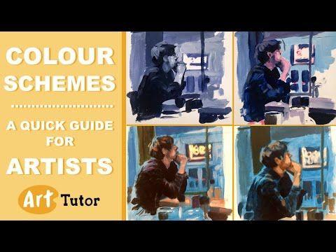 An Artist's Guide to Colour Schemes | Art Tutor