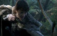 Theon attacks Osha