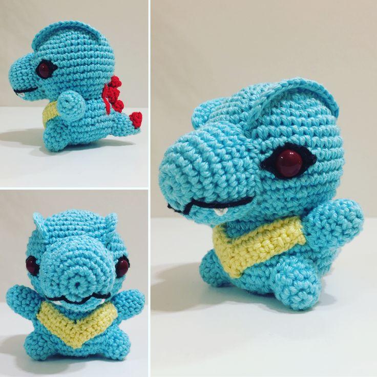 1837 best Crochet I Like - Pokemon images on Pinterest | Amigurumi ...