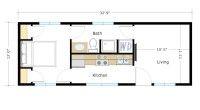 Zip Kit Homes - SKYLINE_FLOOR_PLAN