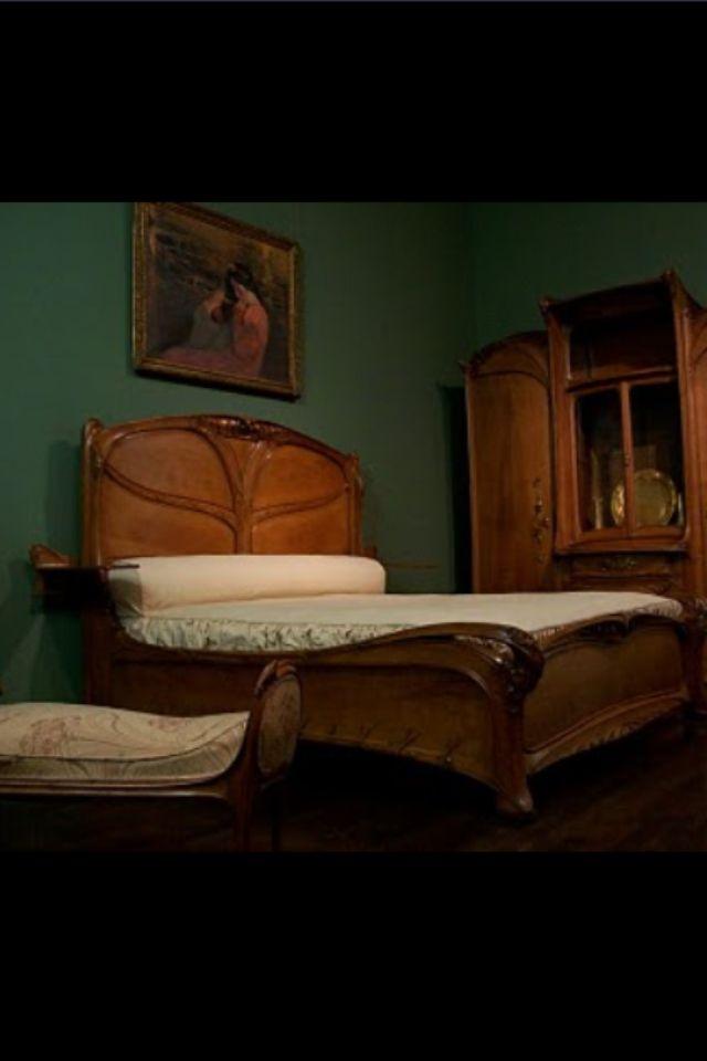 Bedroom 3 Art Nouveau Bedroom Set