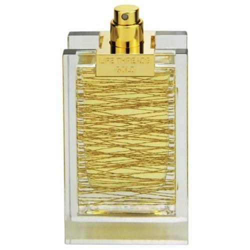 Mi perfume favorito! La Prairie Life Threads Gold Eau De Parfum Spray for Women, 1.7 Ounce