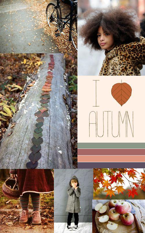 May 2012: Autumnal Hues: Autumn Hue