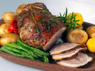 Agneau grillé au citron et romarin #recettesduqc #souper #agneau #BBQ