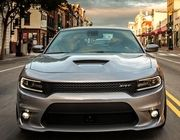 Dodge Charger Hellcat SRT8 Hood 2015- 2017