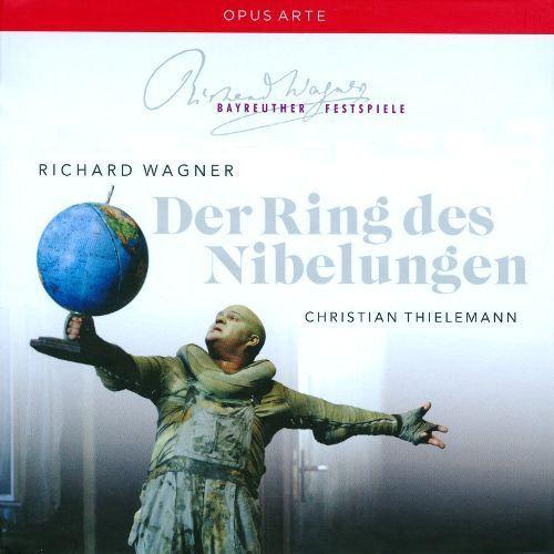 Richard Wagner: Der Ring des Nibelungen [CD]