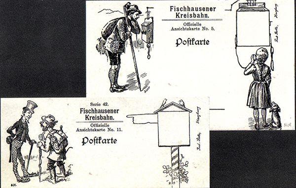 Rudolf Stolle Fischhausener Kreisbahn back side