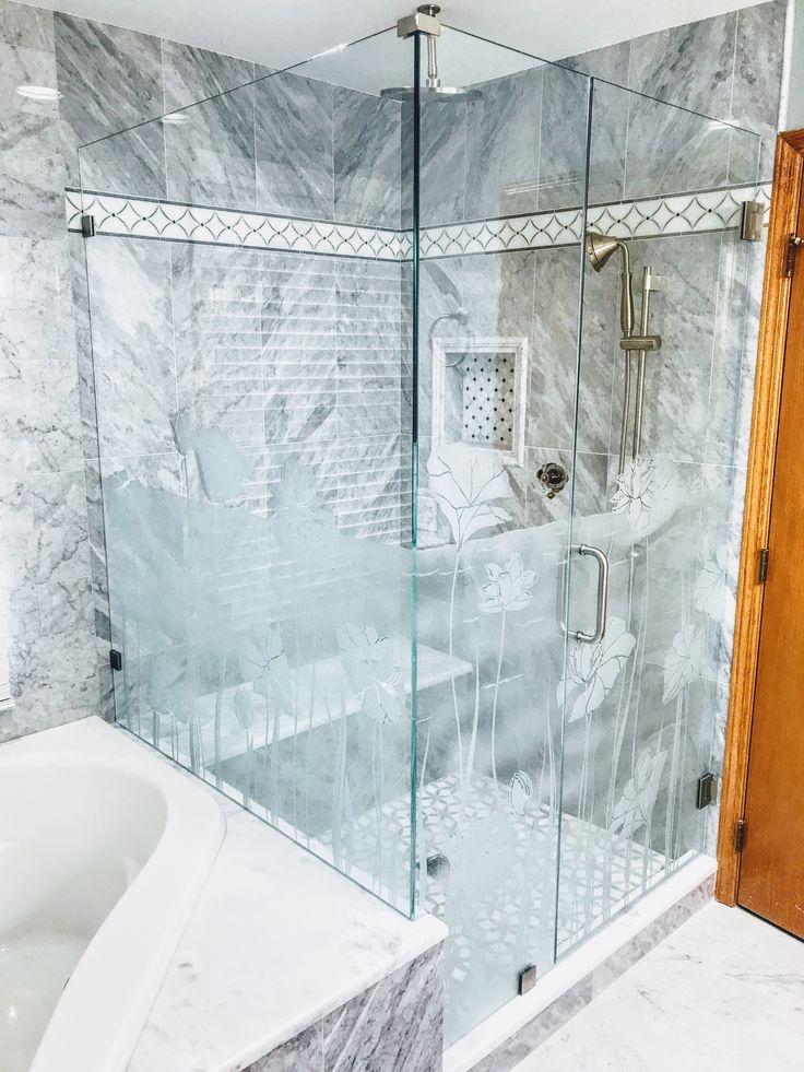 34 best Custom Glass Shower Enclosure images on Pinterest | Custom ...