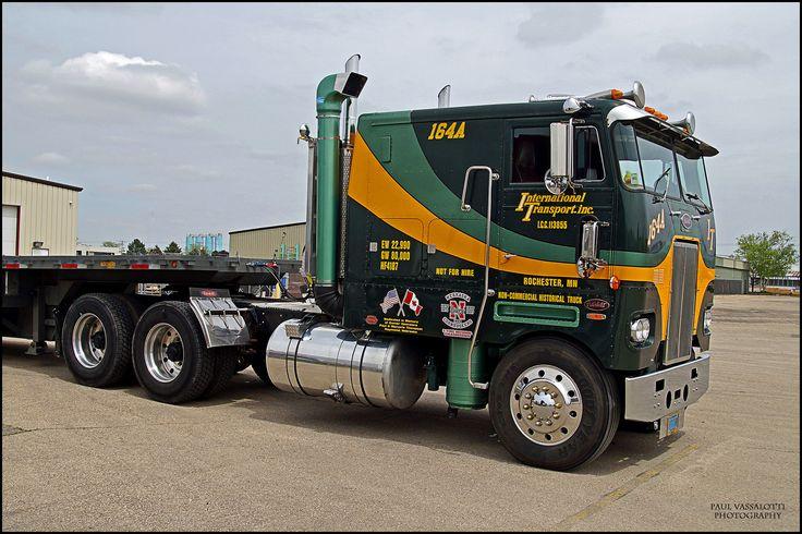 https://flic.kr/p/SmpCeF | Peterbilt Truck | Peterbilt Truck International Transport, Inc. Rochester, MN 2015 Southern Wisconsin Chapter ATHS Show held at Wisconsin Kenworth in Windsor, WI