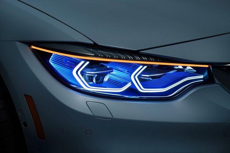 BMW M4 Iconic Lights Concept