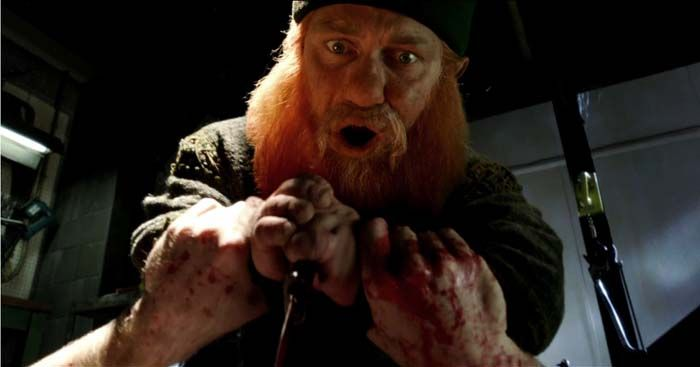 Film News: Movie 43 - Five New Images Including a Very Angry Leprechaun
