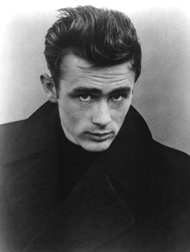 james byron dean - who knew - we share a name!