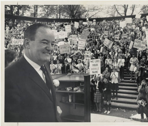 an introduction to the life and history of hubert humphrey The early life and political career of hubert humphrey 4  greatest president in united states history  an introduction to the analysis of the life on other.