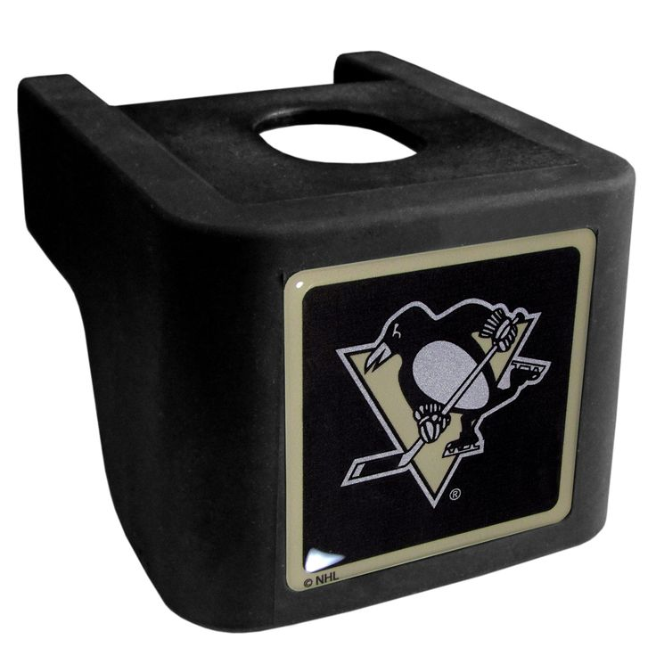 Siskiyou NHL Pittsburgh Penguins Shin Shield Hitch Cover