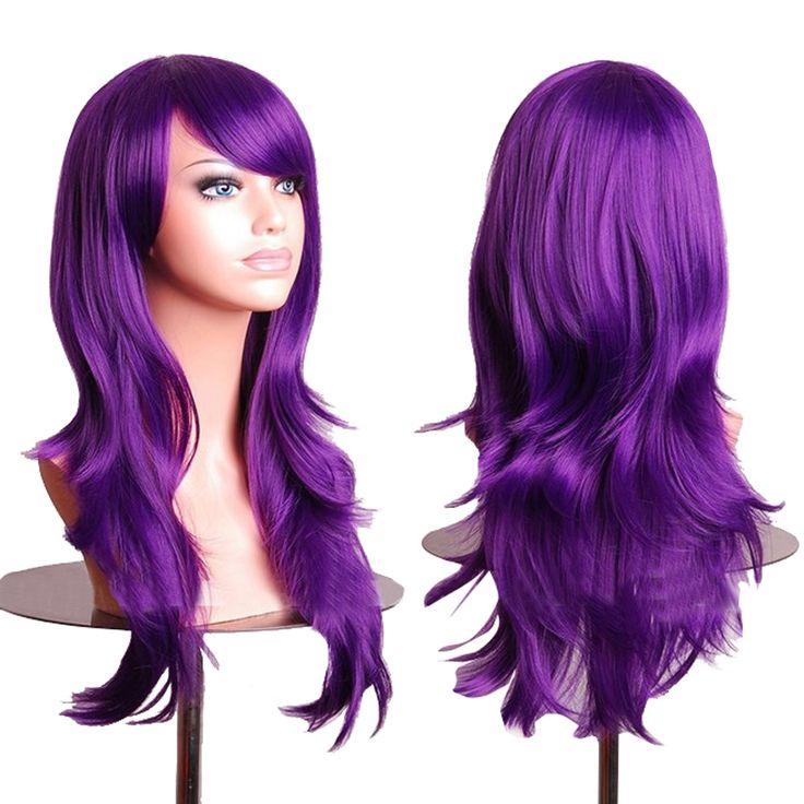 Женская Мода Парик Фигурные Парики С Челкой Длинные Вьющиеся Волосы Большой Вьющиеся Волосы