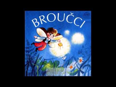 Broučci Audio pohádka - YouTube