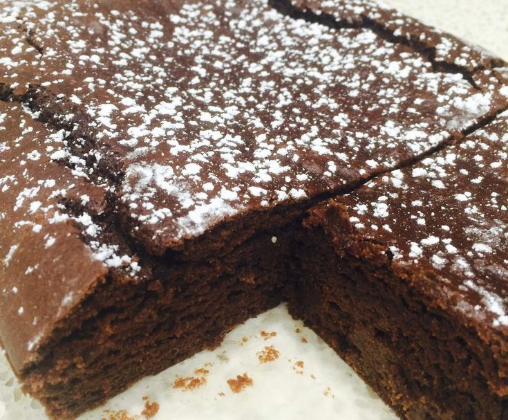 Recipe Zucchini Brownies by julicious - Recipe of category Baking - sweet