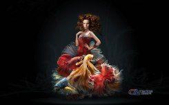 Carlos Atelier2 - Mulher peixe