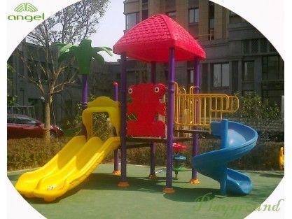 plastic playground outdoor