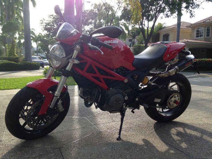 Ducati 796 Check