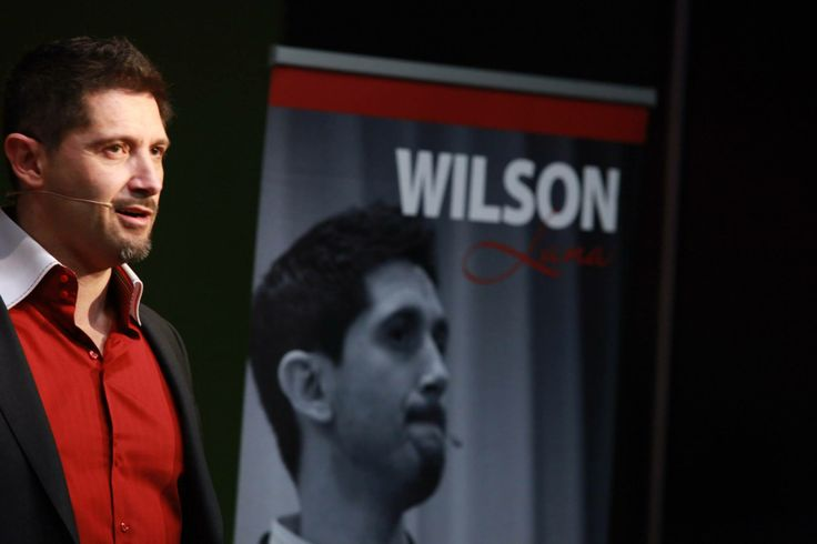 Wilson Luna at Melbourne Business Incubator Bootcamp